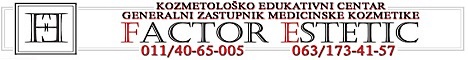 Edukativni Centar Factor Estetic Beograd